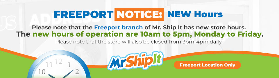 Mr  Ship It | Shipping Company Bahamas | Freight Forwarder
